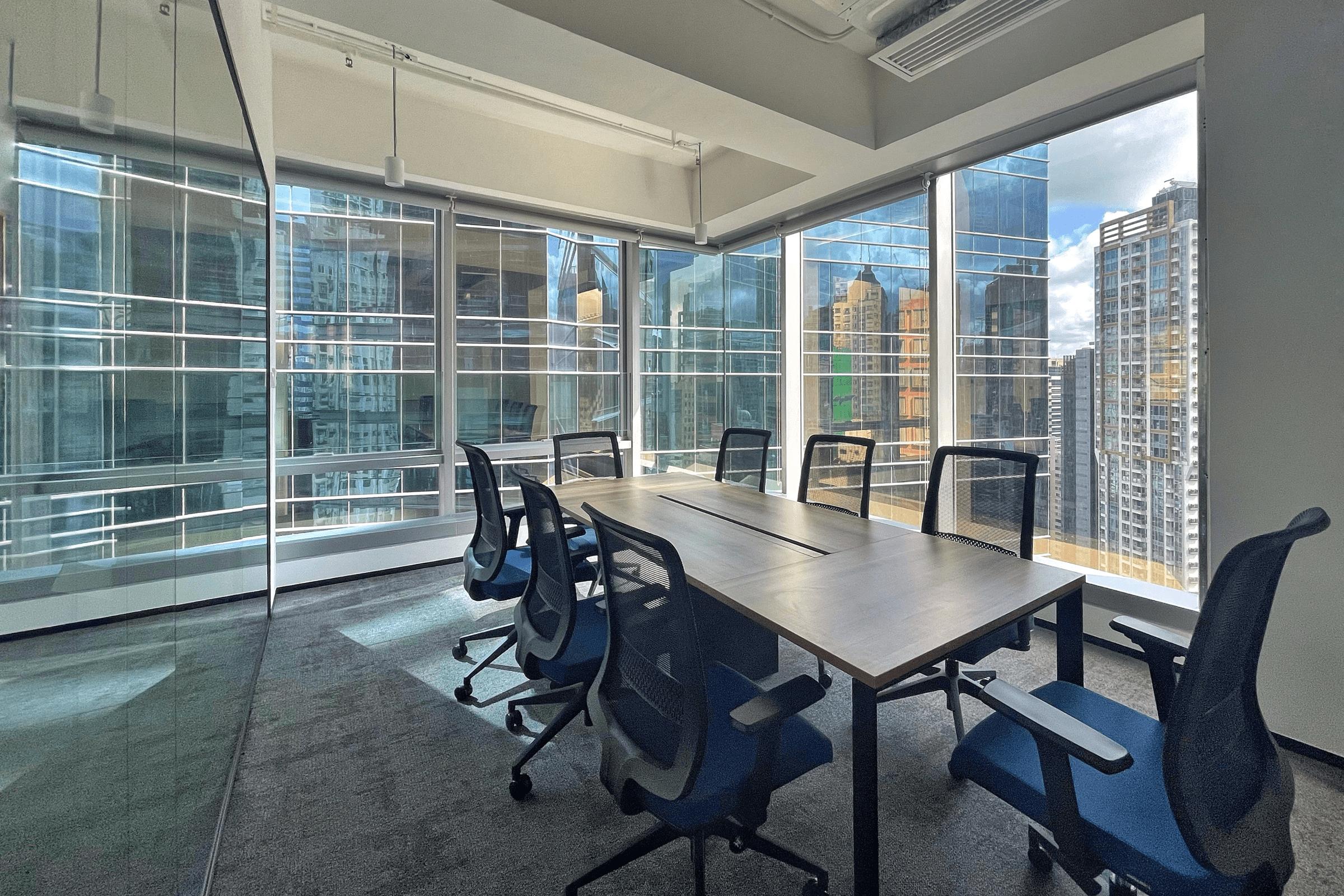 New Hong Kong Office